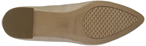 Aerosoles Slip Tan Women's Light Loafer Girlfriend on Nubuck qTqExrO