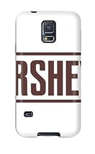 LachSiu6109NnkcB Hersheys Logo Fashion Tpu S5 Case Cover For Galaxy