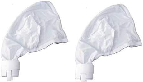 PurrsianKitty Replacement All Purpose Leaf Catcher Debris Mesh Pool Bags Filter for Polaris 360 380 - Part 9-100-1021 9-100-1014-2 Pack / PurrsianKitty Replacement All Purpose Leaf Catcher Debris Mesh Pool Bags Filter for Polaris 3...