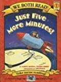 We Both Read-Just Five More Minutes!, Marcy Brown and Dennis Haley, 1601150148