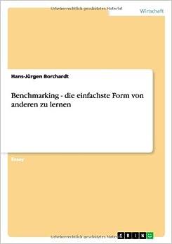 Book Benchmarking - Die Einfachste Form Von Anderen Zu Lernen