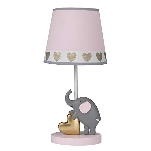 Bedtime Originals Eloise Nursery Lamp & Shade with Bulb from Bedtime Originals