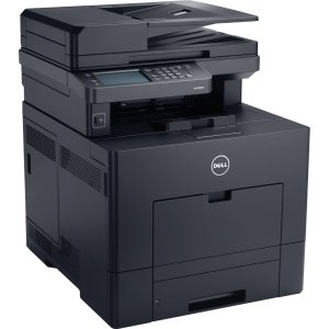 Dell Color Laser Printer - Dell Consumer C3765dnf 35PPM Color Laser Printer, with Dell 3-Year Warranty [PN: C3765dnf-3Y]