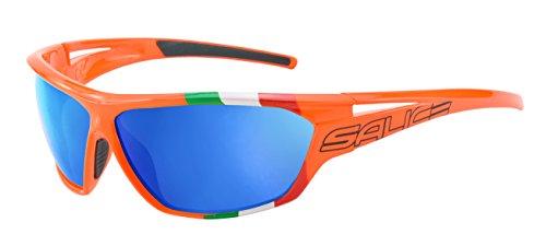 Salice 002ita, lunettes de sport unisex-adulto M Arancia