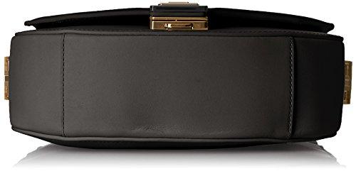 Bag Marianne LUANA Saddle Black ITALY q655twP