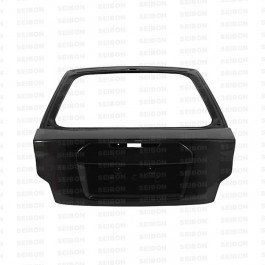 Seibon TL1112SCNTC OEM Carbon Fiber Trunk/Hatch Scion Tc 2011-2012