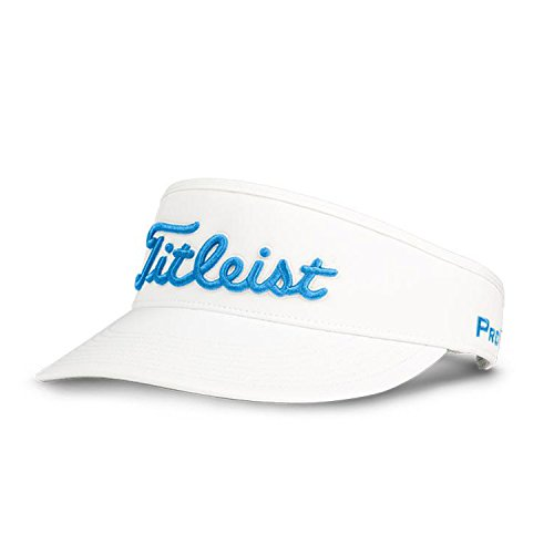 Titleist Golf Visors (Tour, Tour Performance and Low Profile Tour) (Tour Visor, Columber, Free) - Low Profile Golf Visor