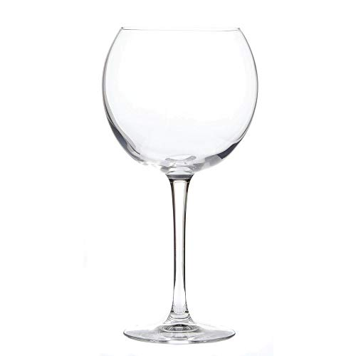 Cardinal Cabernet 24 oz Kwarx Ballon Wine Glass, 24 per Case #46981 ()