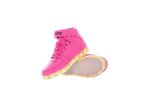 Hoverkick Womens Super Nova (Pink) with Remote Control