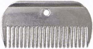ABETTA Aluminum Mane Comb - 4'' X 2 3/4''