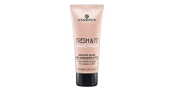 Amazon.com: Prebase de Maquillaje - Fresh & Fit Awake - Primer - Essence: Beauty