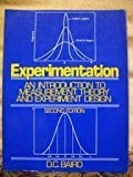 Experimentation : An Introduction to Measurement Theory and Experiment Design, Baird, David C., 0132953382