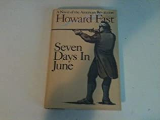 book cover of Seven Days in June