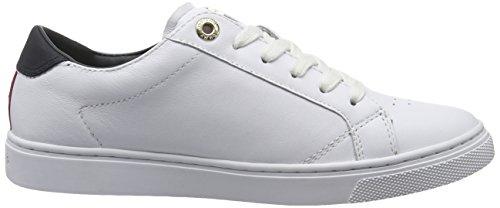 bianco Blanco V1285enus Tommy 1a1 Hilfiger Para Zapatillas Mujer x8Yq0Y4w
