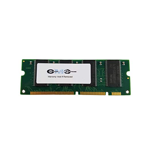 64Mb 100Pin Ram Memory Compatible with Hp Laserjet 1200, 1200N, 1200Se, 1200Xi, 1220 By CMS (B99)