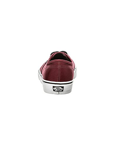VansAuthentic - Zapatillas Unisex adulto Burdeos