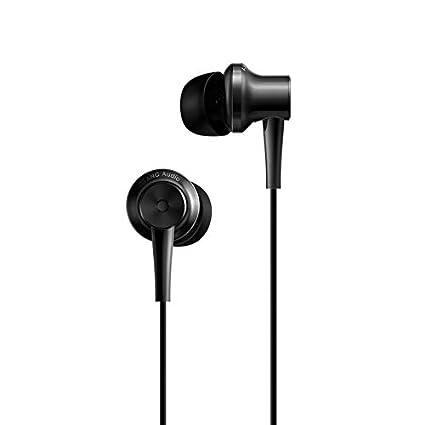 Nowakk Auriculares con cancelación de Ruido Activo Xiaomi Mi ANC y Conector Tipo C In-