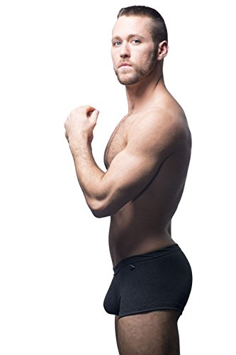 Andrew Antracite Basix Blu 2 Brief pezzi Navy Man Grigio Christian Boxer ArnHvqCA