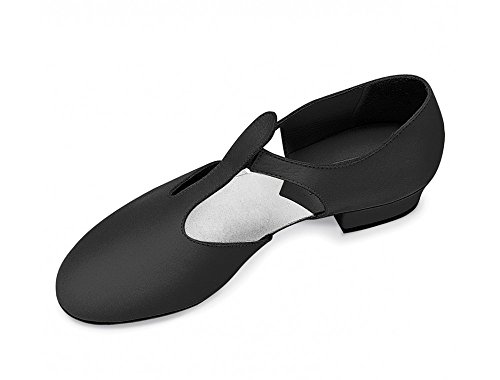 S0407Bloch Griechische Sandalen schwarz UK Ad 7 US 10 EU 40