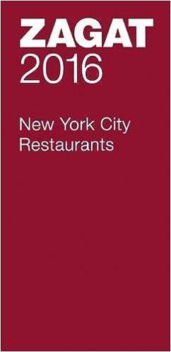 2016 new york city restaurants zagat survey new york city