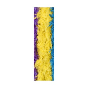 Forum Novelties Kids Golden Yellow Feather Boa ()