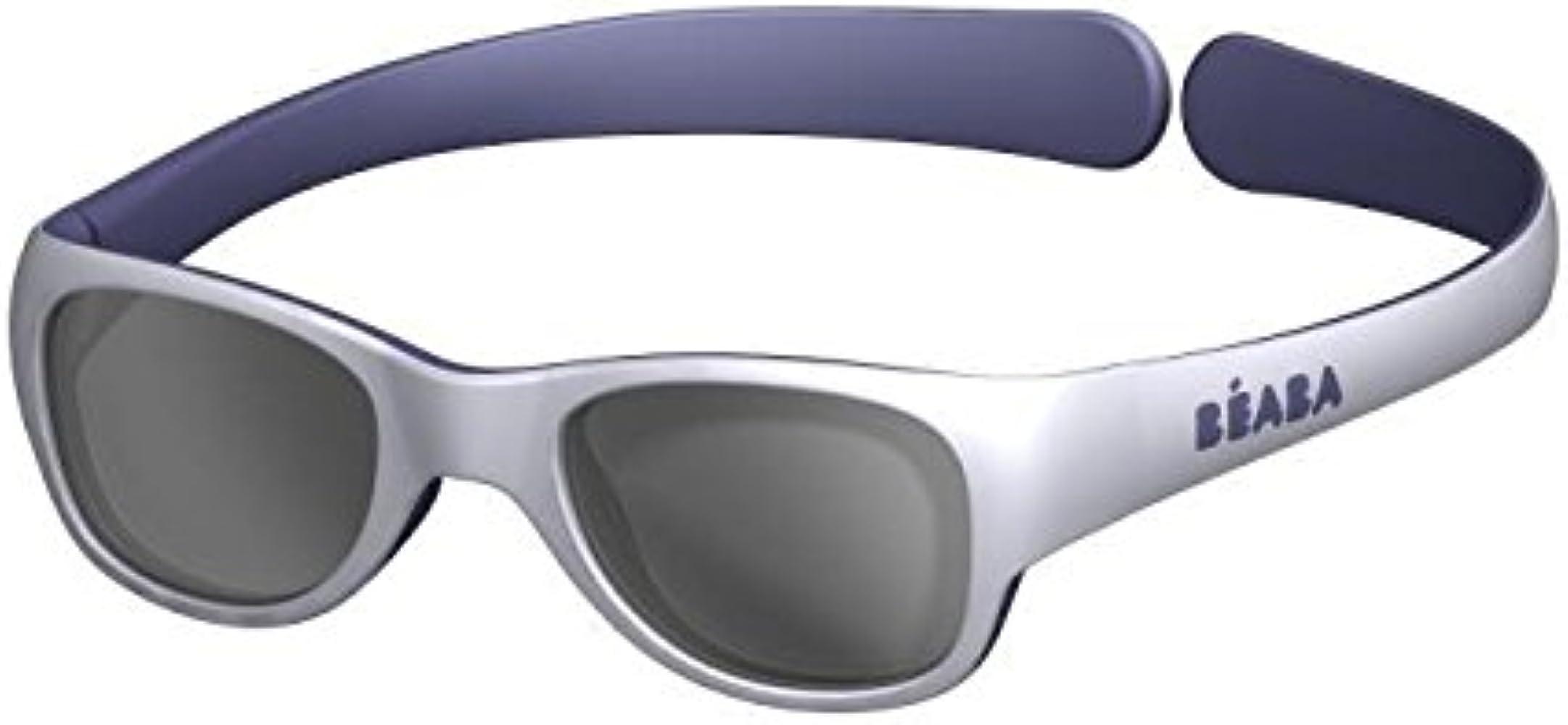 Beaba-Gafas de sol traveller 360°, color gris y morado ...