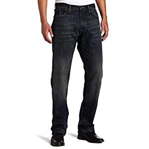 Nautica Men's Relaxed Fit Jean Pant 27