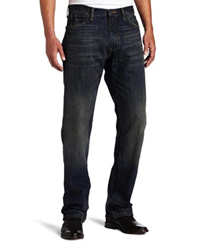 Nautica Men's Big/Tall Relaxed-Fit Jean, Rigger Blue 40Wx32L ()