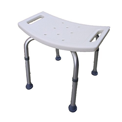 SunRuck Bath chair SR-SBC005, White by SunRuck