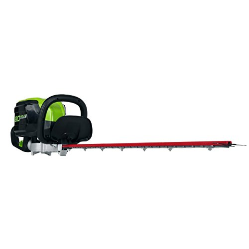 Greenworks PRO 26-Inch 80V Cordless Hedge Trimmer, Battery Not Included GHT80320 (Renewed)