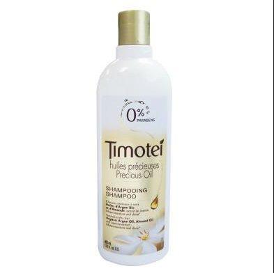 Timotei Shampoo & Conditioner Precious Oil Normal to dry Hair(Shampoo 400Ml+Conditioner 400Ml) (Shampoo & Conditioner Precious Oil Normal to dry Hair, 2x400Ml/13.5fl.oz)