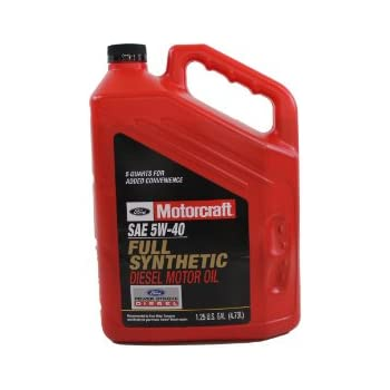 Shell rotella t6 full synthetic heavy duty for 5 w 40 motor oil