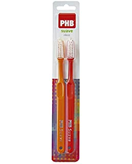 Phb - Cepillo dental classic suave duplo ii