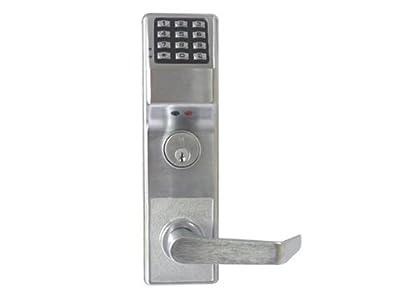 Alarm Lock Systems Inc. ETDLS1G/26DV99 Trilogy T3 Exit Trim V99 26D, Satin Chrome