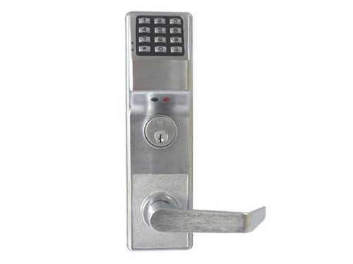 (Alarm Lock Systems Inc. ETDLS1G/26DV99 Trilogy T3 Exit Trim V99 26D, Satin Chrome)