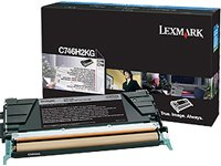 Cartridge Model Drum (Lexmark High Yield Black Toner Cartridge, 12000 Yield, For Use in Model C746/C748 (C746H2KG))