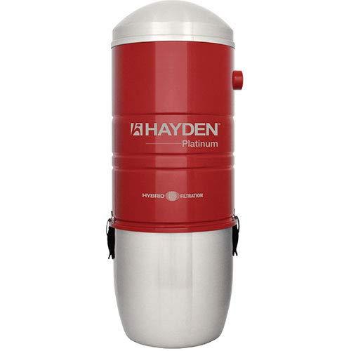 Platinum Hybrid Central Vacuum Power Unit by Hayden AHAYDEN3A