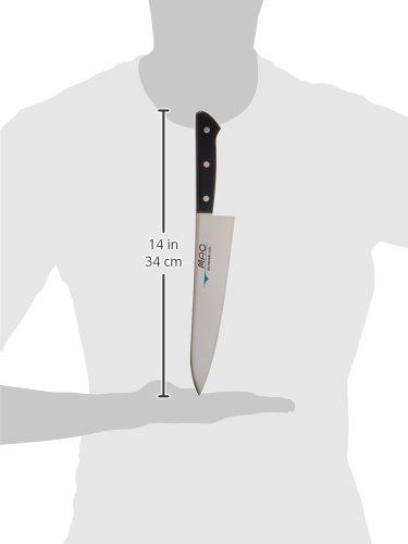 31ilgQUEKTL - Mac Knife Professional Hollow Edge Chef's Knife, 8-Inch