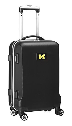 Denco Sports Luggage NCAA University of Michigan 20'' Hardside Domestic Carry-on by Denco Sports Luggage by Denco Sports Luggage