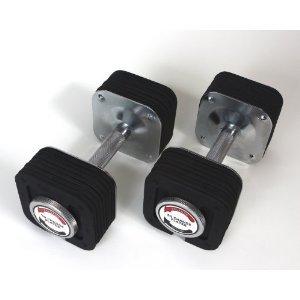 Kore Fitness® cambio rápido Ajustable mancuernas Sets en 40 kg o ...