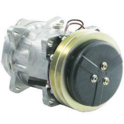 Aire acondicionado Compresor, nuevo, Claas, Allis Chalmers, AGCO, Challenger/Caterpillar, Landini: Amazon.es: Jardín