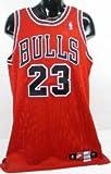 1992 Upper Deck European #38 Michael Jordan with Piece of Authentic Michael Jordan Chicago Bulls Red Game Used Jersey Graded BGS BECKETT 10 MINT GGUM Card