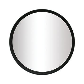 Grand General 33270 Chrome 5 Convex Blind Spot Mirror withL Bracket