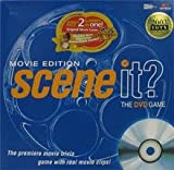 Scene It - The DVD Game: Movie Edition with bonus by Screenlife