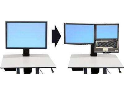 Conversion KitSingle Hd To Dual -2 Pack by Ergotron (Image #1)