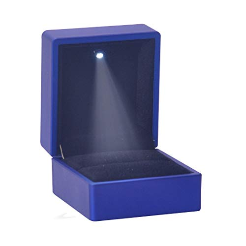Ring Box With Led Light in US - 8