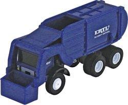 Ertl 4 in Garbage Truck