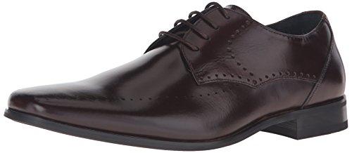 Stacy Adams Mens Atwell Plain-Toe Lace-Up Oxford