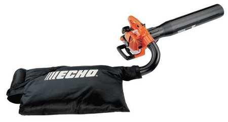 Echo Blower/Mulching Vacuum, Gas, 391 CFM