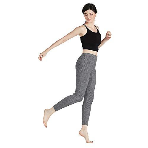Un Pantalon Moyen Lady Pantalons Chaud Winter Laine Formation Ainif Cachemire Fond Sans De Gris Mesdames Organisme Pantalon 0wSPHf
